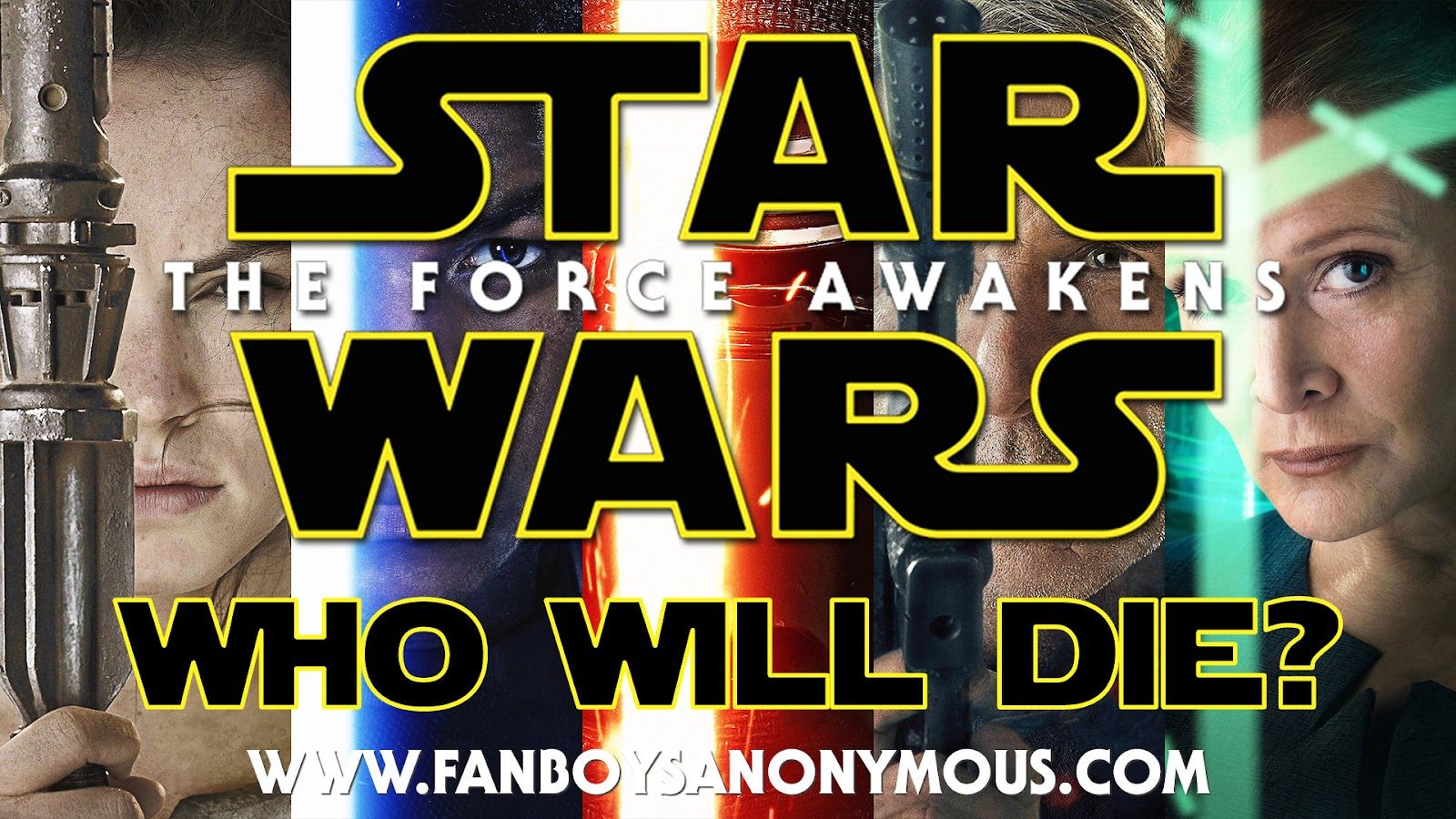 Who will die in Star Wars Force Awakens episode vii?