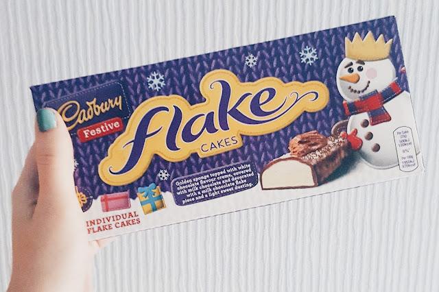 flake cakes