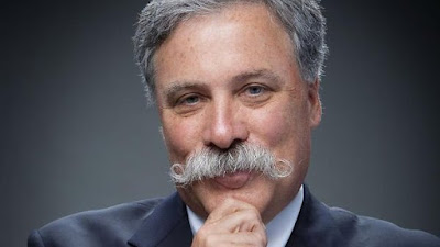 Chase Carey F1