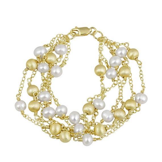 Bracelet Gold Diamond