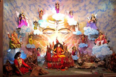 Different Names of Durga | Indian Divine Spiritual Knowledge