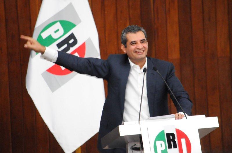 Enrique Ochoa empeñó el edificio sede del PRI por 300 millones y no hay dinero para pagar.