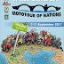 Μοτοσικλετιστές Από Πολλές Χώρες  σήμερα Στο Ζαγόρι