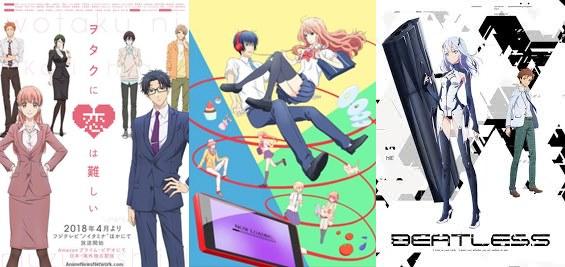 anime romance comedy terbaik 2018, anime romance terbaik tahun 2018