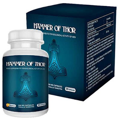 Hammer Of Thor Capsule In Multan