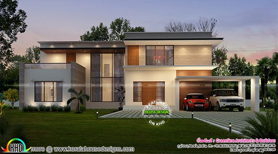 Most modern Kerala home