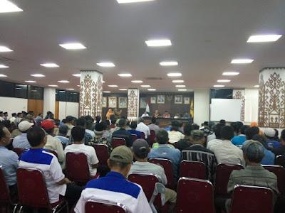 Tidak Tuntas di Level Kabupaten, Polemik Hutan Register 38 Dibawa ke Gubernur