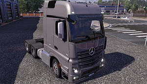 Mercedes Benz Actros MP 4