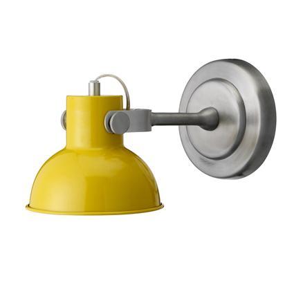 butik chador fed gul lampe fra bloomingville. Black Bedroom Furniture Sets. Home Design Ideas