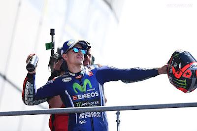 Vinales: Saya Siapkan Kalahkan Rossi Lagi di Mugello