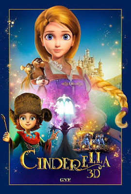 Cinderella And Secret Prince 2018 DVD R4 NTSC Latino