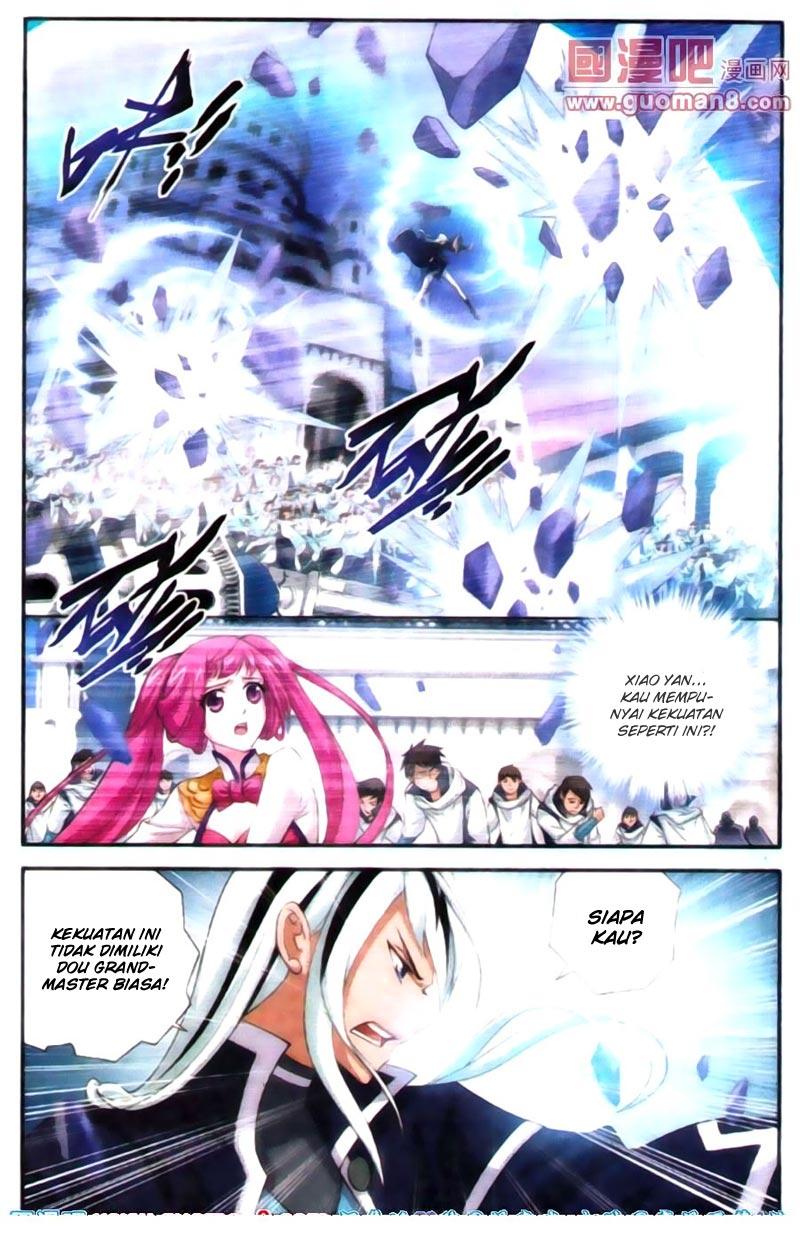 Battle Through the Heavens Chapter 89-34