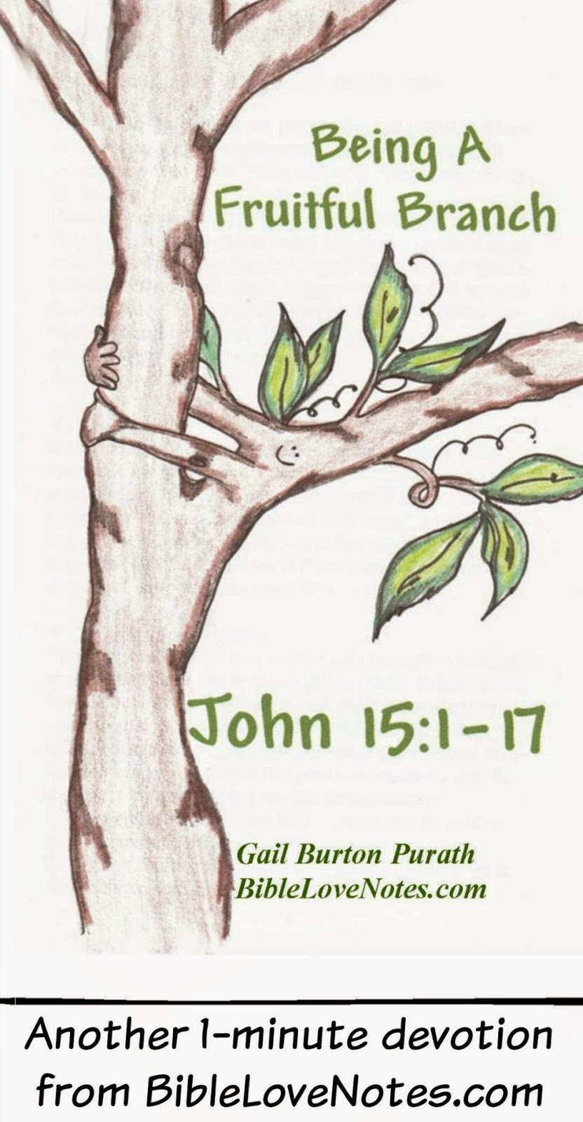 John 15:1-17, Vine and Branches, Abiding in Jesus