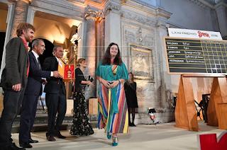Janeczek Wins Strega Prize 2018 photo by Alessandro Di Meo