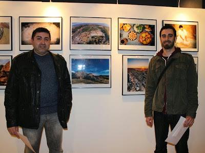 Bruno Durán primer premio de fotografía