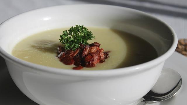 Kuchnia słowacka: Demikát, czyli słowacka zupa z bryndzy