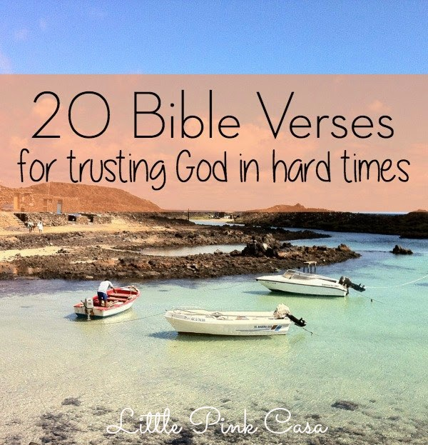 20 Powerfully Inspiring Quotes For Tough Times: Bible Verses About Hard Times