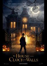 pelicula La Casa con un Reloj en sus Paredes (2018)