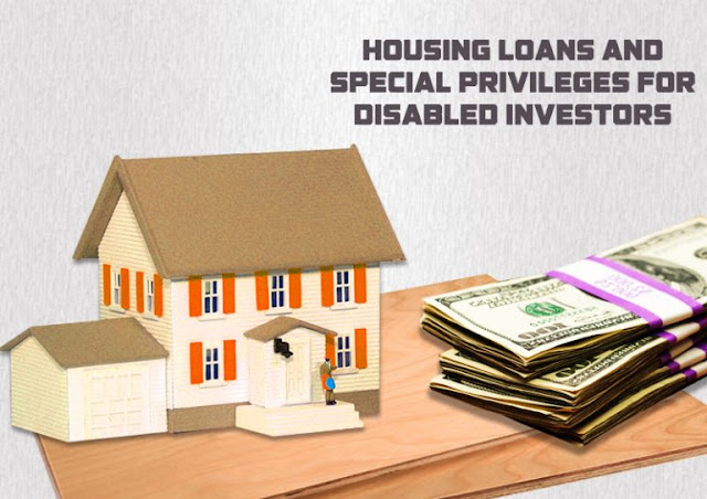 Dc Fawcett Real Estate – Housing loans and special privileges for disabled investors