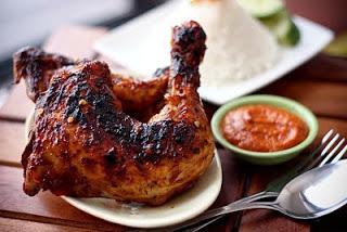 Cara Membuat Ayam Bakar Bumbu Kecap Spesial Terlezat