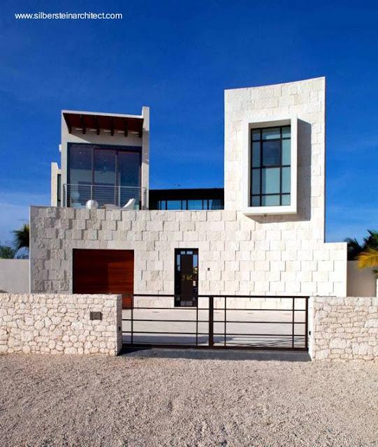 Vivienda moderna estilo Contemporáneo en Florida, Estados Unidos