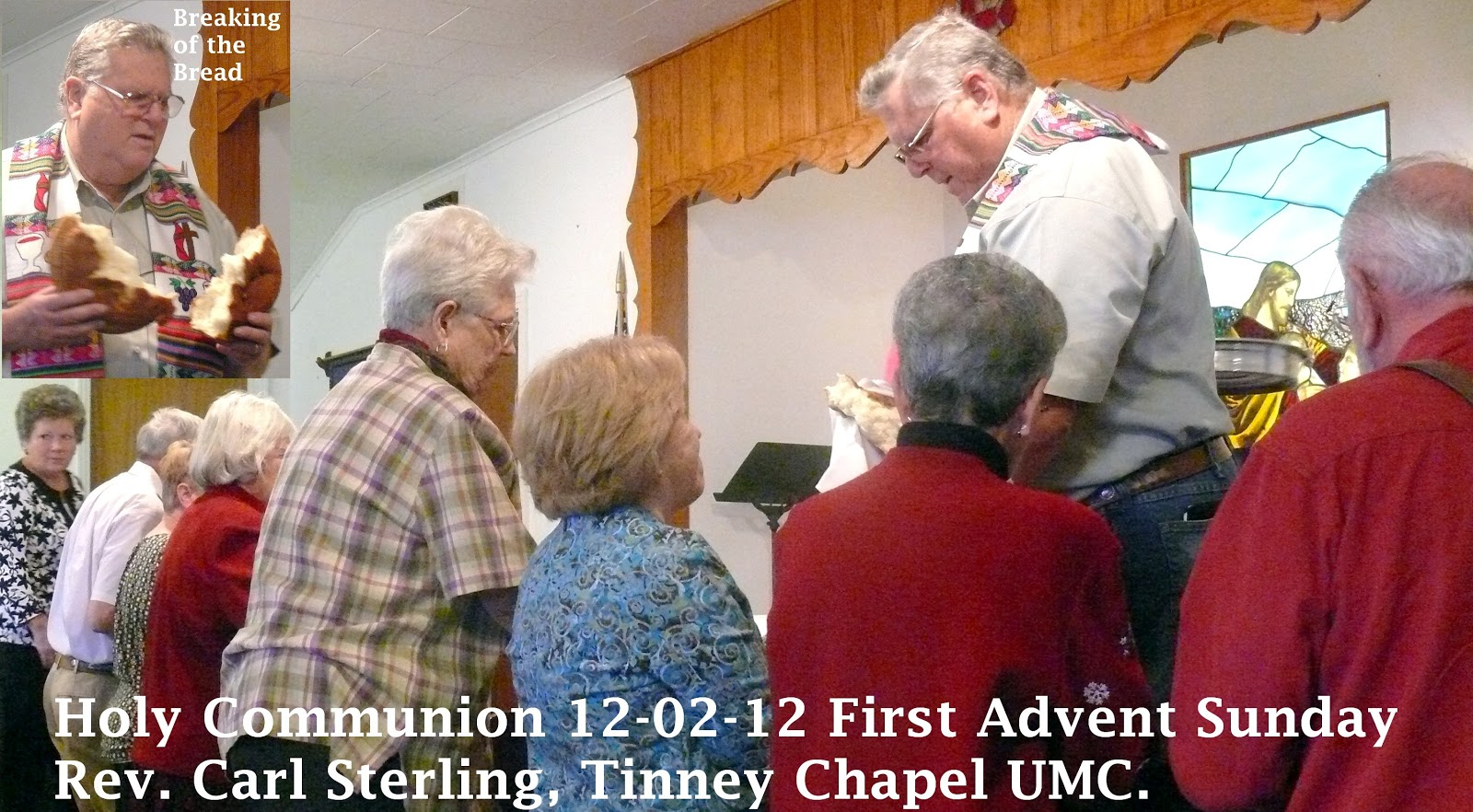 tinney chapel today first sunday of advent 12 02 12. Black Bedroom Furniture Sets. Home Design Ideas