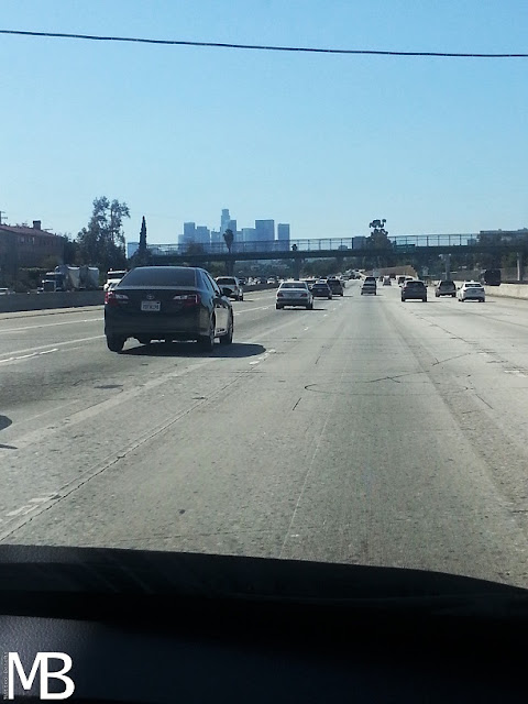 guidare a los angeles california