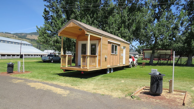 Pull Out Tiny House