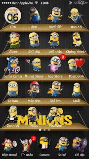 theme minion