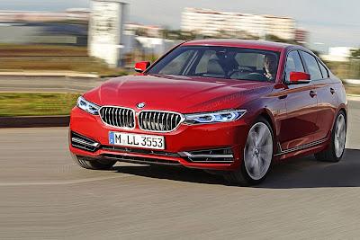 Next Gen 2018 BMW 3 Series Hd Pictures 02
