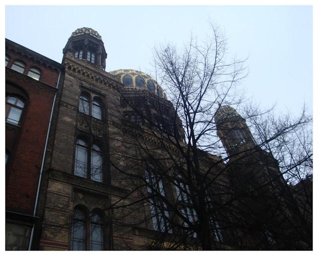 Neue Synagoge, Berlim