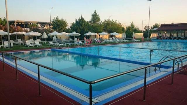 Ανοικτή απο 1η Ιουνίου η Δημοτική πισίνα στην Νεάπολη