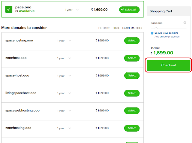 Cara Mendapatkan Domain .ooo Gratis