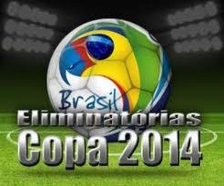 Jogos da Eliminatórias para Copa 2014