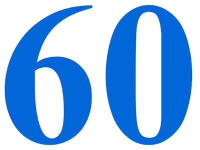 Dica valiosa para você nunca mais esquecer como se escreve 60