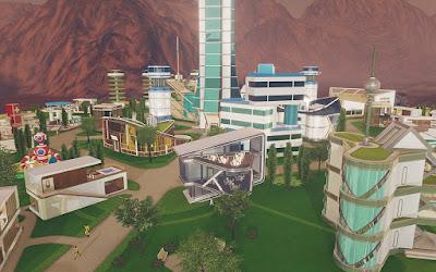 Surviving Mars Game Screenshot 8