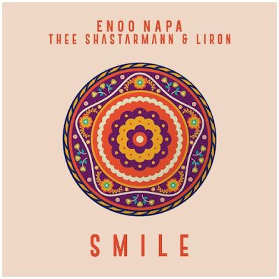 Enoo Napa, Thee Shastarmann, Liron - Smile (Instrumental Mix)