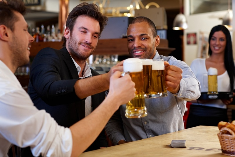 Ways to plan an office party in the bar