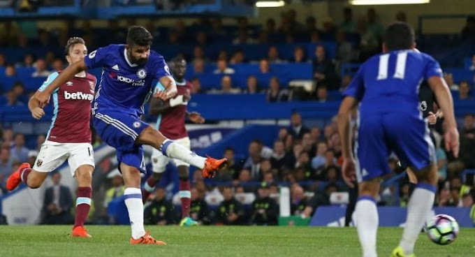 Diego Costa Wins It For Chelsea