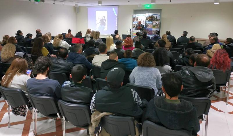 Συνεχίζονται τα δωρεάν μαθήματα για τους πολίτες της Ακαδημίας - Δομής Δια Βίου Μάθησης Περιφέρειας ΑΜ-Θ