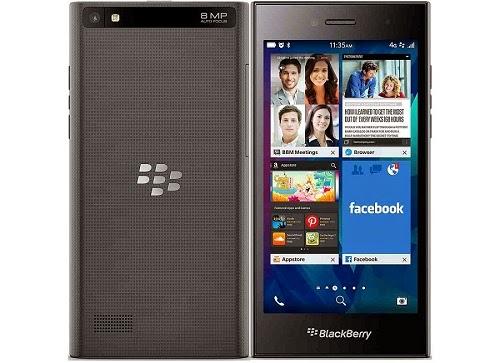 Harga Terbaru Blackberry Leap & Spesifikasi Lengkap