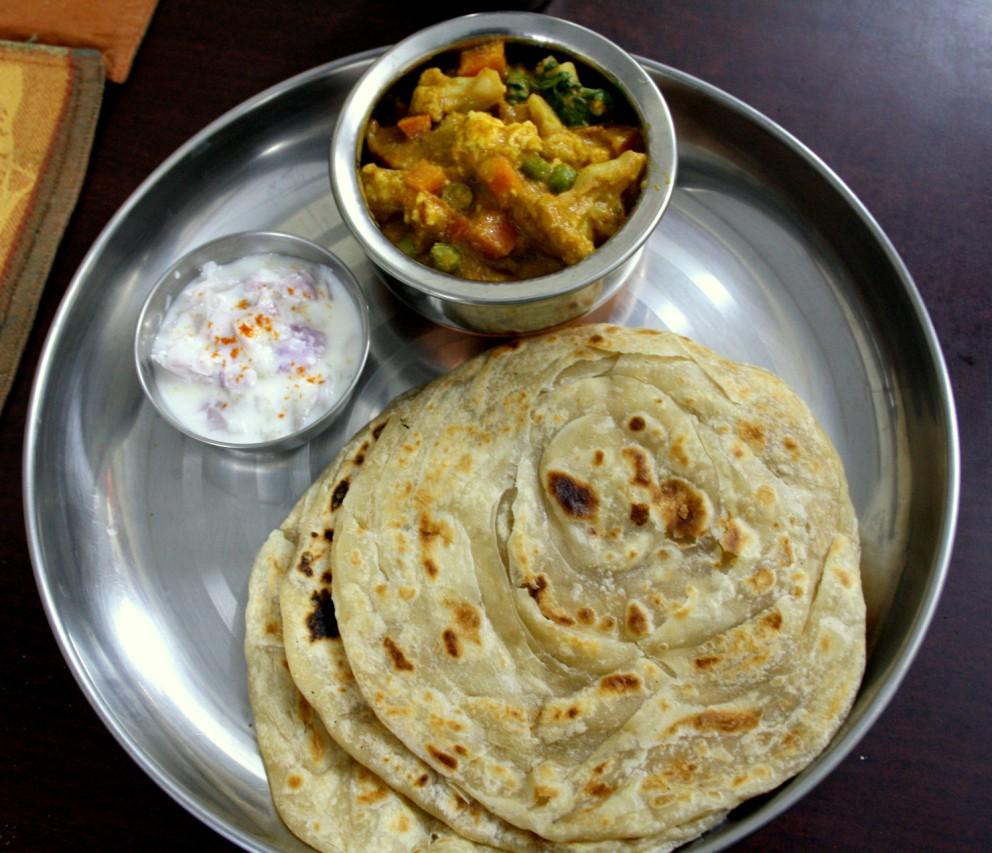 Spice your Life: N for Navratan Korma
