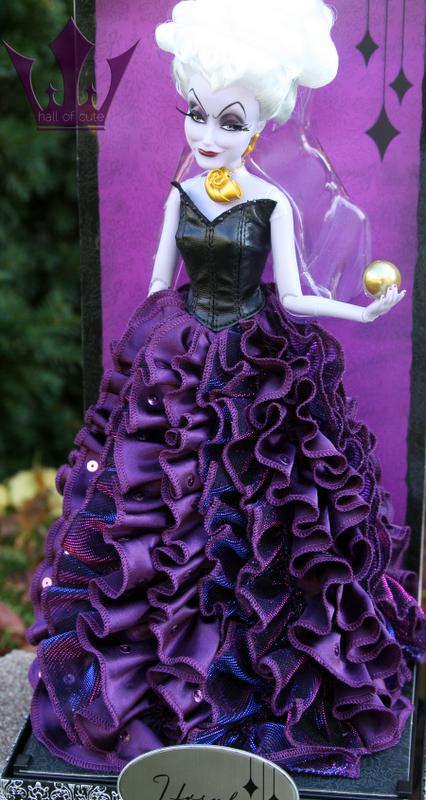 Designer Villains Ursula Stylish Sea Witch Hall Of Cute