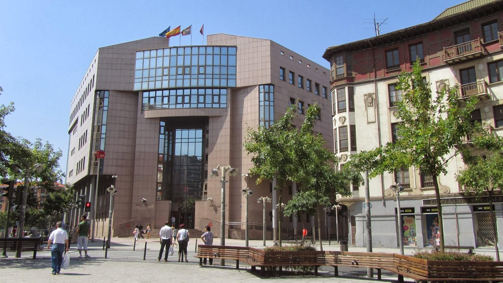 Palacio de justicia de Barakaldo