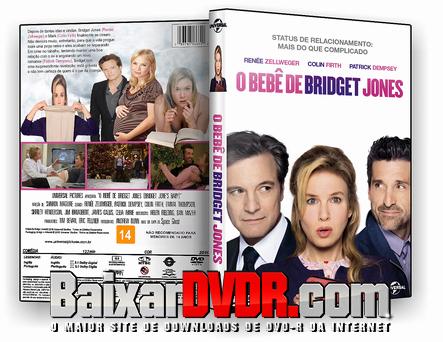 O Bebê de Bridget Jones (2017) DVD-R OFICIAL