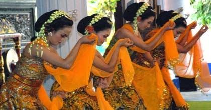 Tari Gambyong Tarian Dari Jawa Tengah