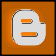 blogger button icon