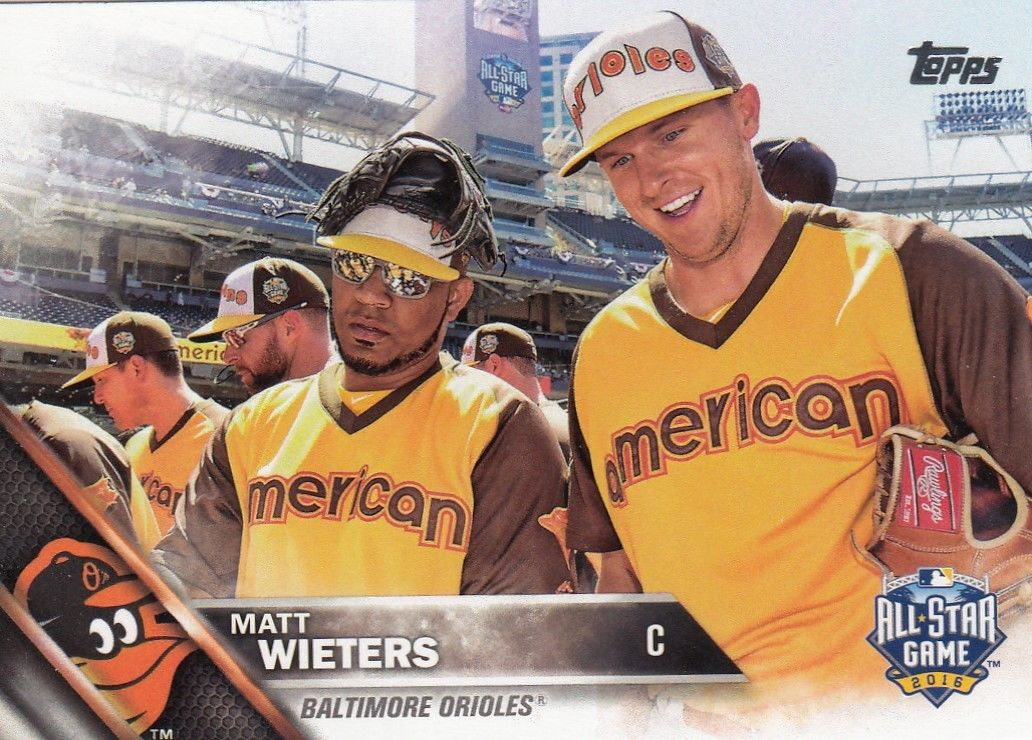 Baseball Card Breakdown Topps Lost And Confused At The 2016 All