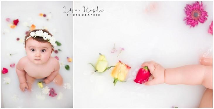 Extrêmement Lisa Hoshi Photographe Fine art Mariage Nouveau-né et Famille - 77  GG66