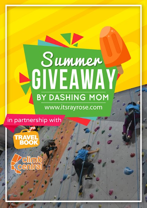 FREE 2 tickets of Climb Central   Blog Giveaway